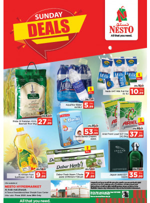 Sunday Deals - Arab Mall