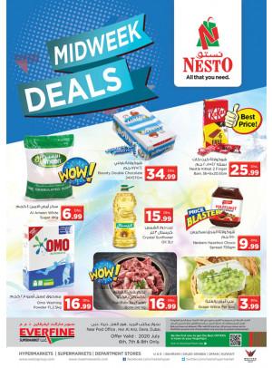 Midweek Deals - Hor Al Anz