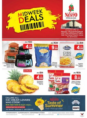 Midweek Deals - Mushrif Ajman