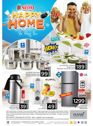 Happy Home Offers