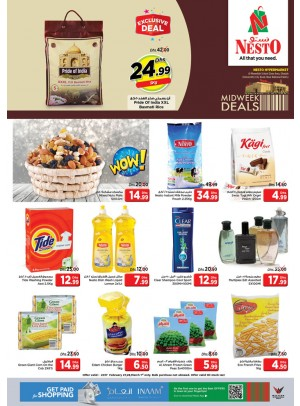 Midweek Deals - Muwailah Sharjah