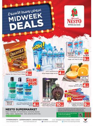 Midweek Deals - Karama Corniche, Ajman