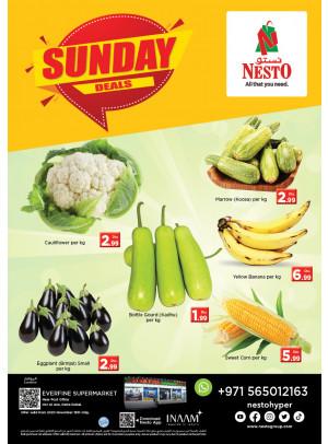 Sunday Deals - Hor Al Anz