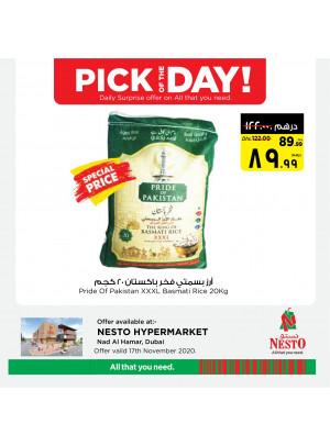 Pick of The Day - Nadd Al Hamar