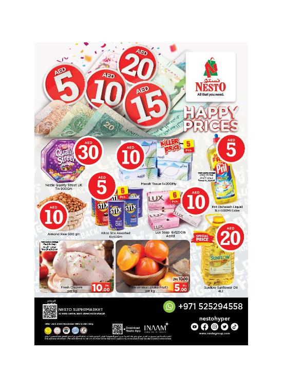Happy Prices - Rolla