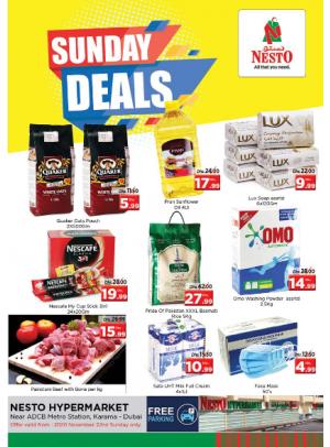 Sunday Deals - Al Karama, Dubai
