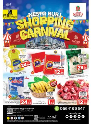 Shopping Carnival - Burj Nahar Mall, Dubai