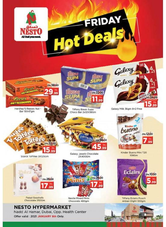 Hot Deals - Nadd Al Hamar
