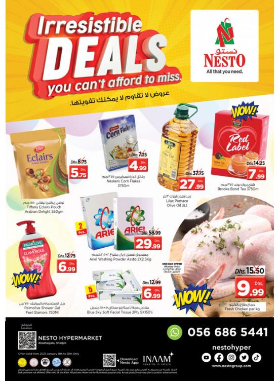 Midweek Deals - Abu Shagara