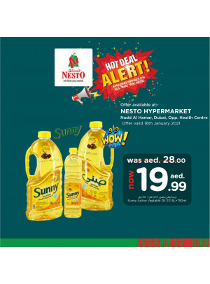 Hot Deals - Nadd Al Hamar