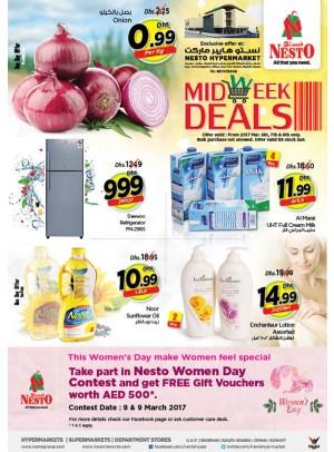 Midweek Deals Nesto at Mushrif Ajman