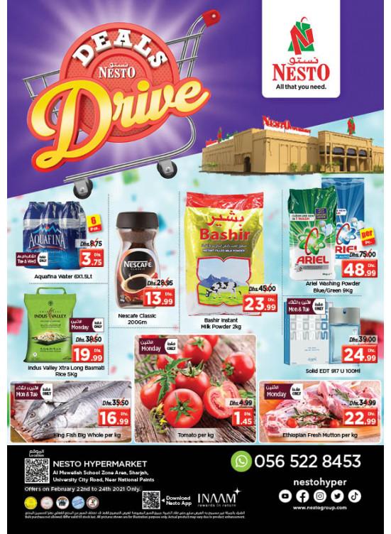 Midweek Deals - Muweilih, Sharjah