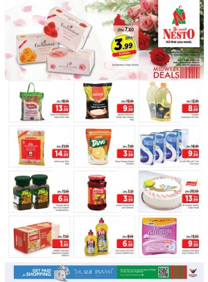 Midweek Deals Nesto At National Paint Sharjah