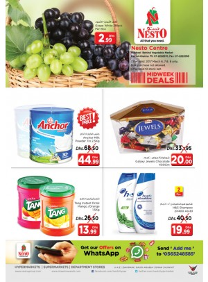Midweek Deals Nesto At Ras Al Khaima