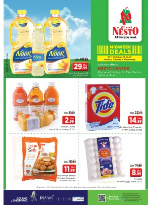 Midweek Deals - National Paint Sharjah