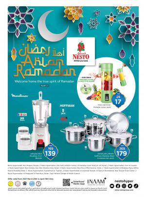 Ramadan 2021 Offers