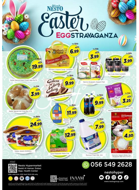 Easter Offers - Nadd Al Hamar