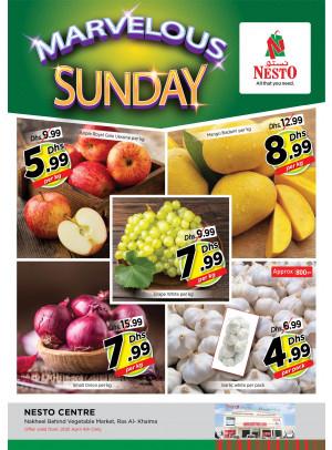 Sunday Deals - Ras Al Khaimah