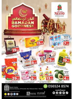 Weekend Grabs - National Paints, Sharjah