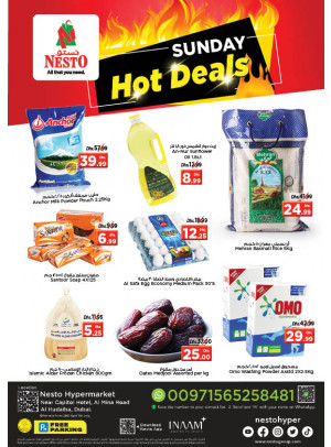 Sunday Deals - Al Mina