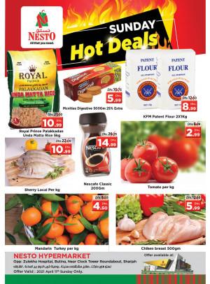 Sunday Deals - Butina, Sharjah