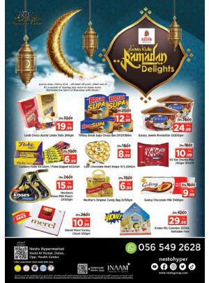 Ramadan Delights - Nadd Al Hamar