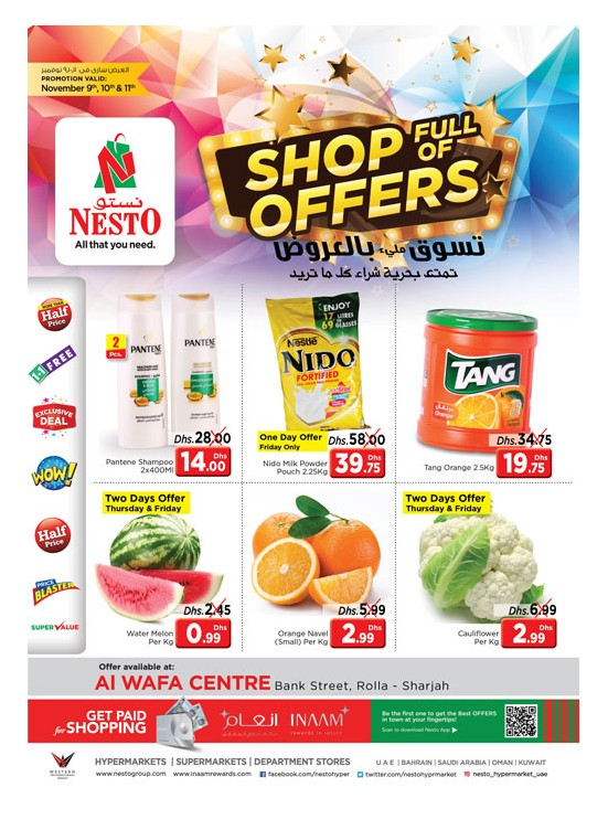 Shop full of Offers - Rolla