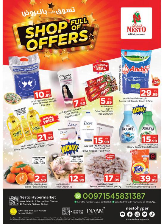 Midweek Deals - Satwa