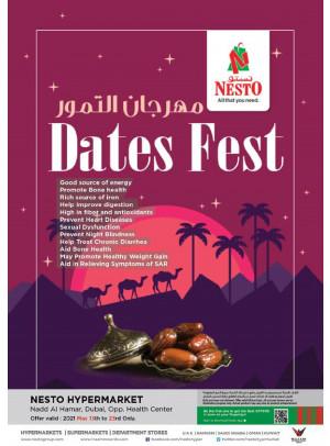 Dates Fest - Nadd Al Hamar
