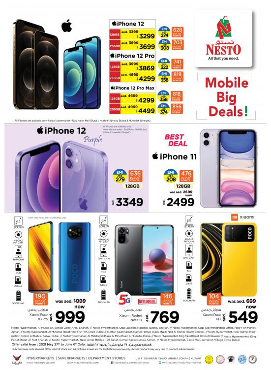 Mobile Big Deals