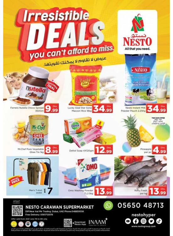 Midweek Deals - DIP