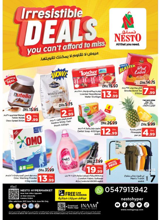 Midweek Deals - Near Karama Post Office, Dubai