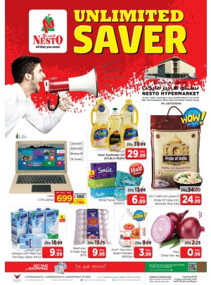 Midweek Deals Nesto Mushrif  Ajman