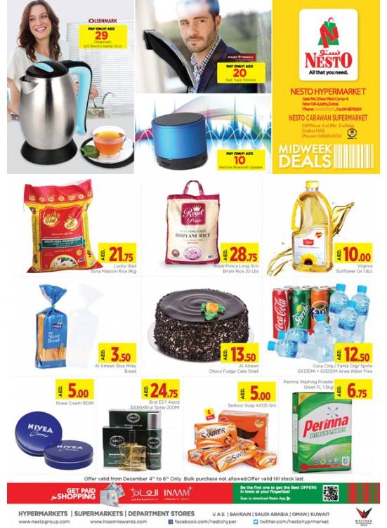 Midweek Deals - Dubai