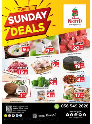 Sunday Deals - Nadd Al Hamar