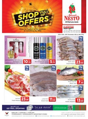 Shop full of Offers - Everfine, Hor Al Anz