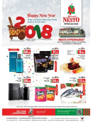 New Year Deals - Jurf