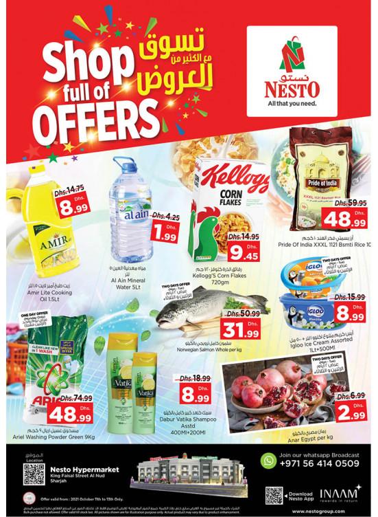 Midweek Deals - Al Nud, Sharjah