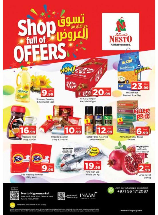 Midweek Deals - Jafza
