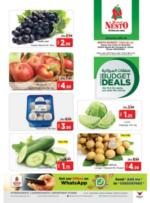 Budget Deals at Al Rumailah Ajman