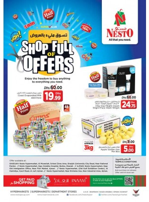 Shop full of Offers - Sharjah & Ajman