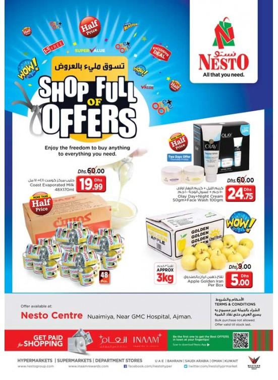 Shop full of Offers - Nuaimiya, Ajman
