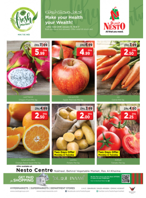 Fresh Market Deals - Ras Al Khaima