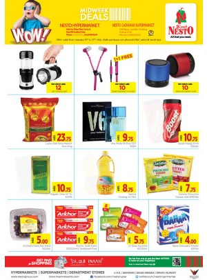 Midweek Deals - Dubai