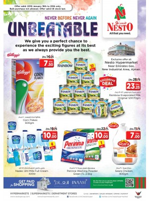 Weekend Grabs - Opp. Gmc Hospital Ajman