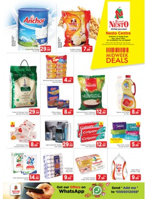 Midweek Deals Nesto At Al Wahada Sharjah