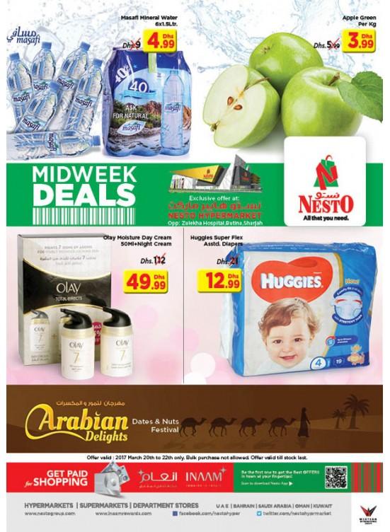 Midweek Deals Nesto At Butina Sharjah