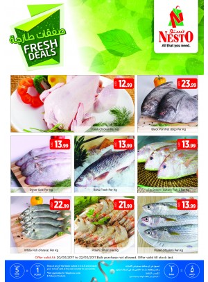 Fresh Deals @ Everfine Hor Al Anz