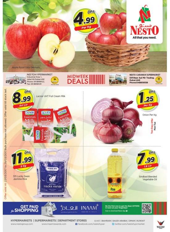 Midweek Deals Nesto At Dubai