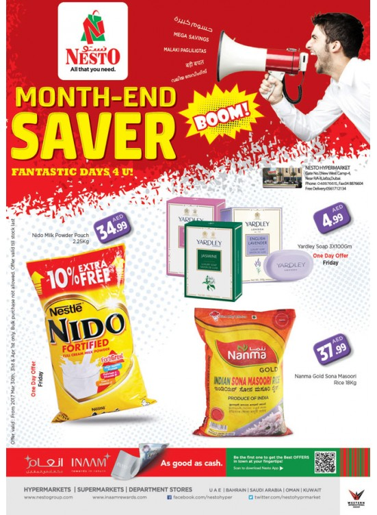 Weekend Grabs at Nsrto  Jafza